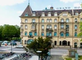 Best Western Plus Grand Hotel Halmstad