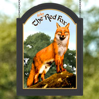 The Red Fox - Varberg