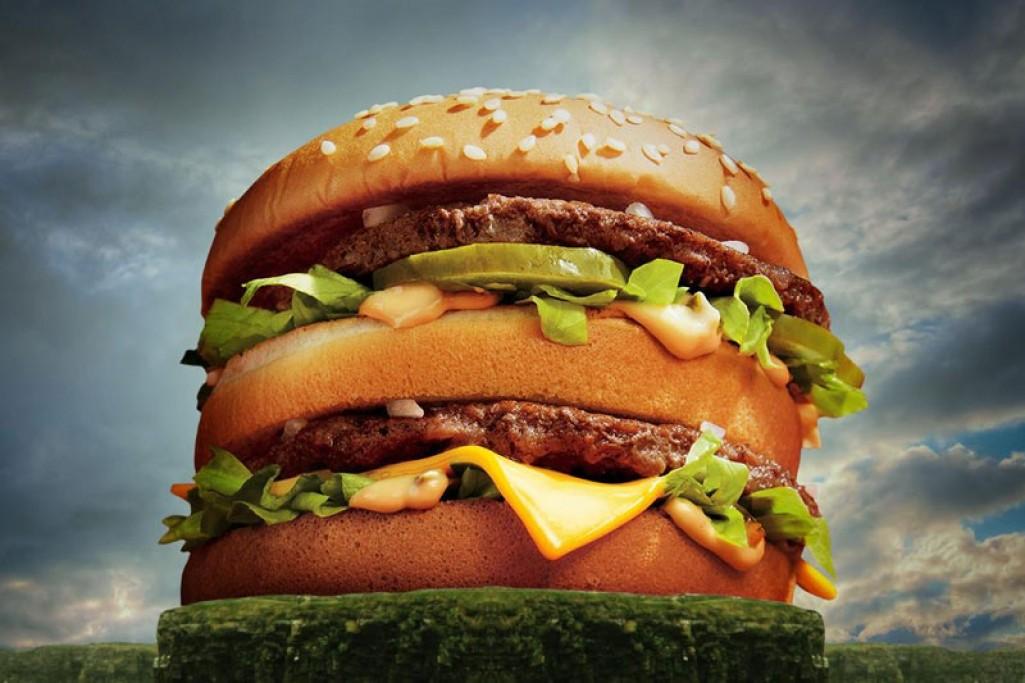 McDonald's Lassabacka